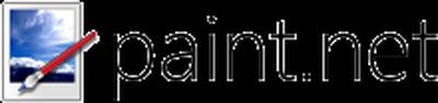 Logo programa Paint.NET