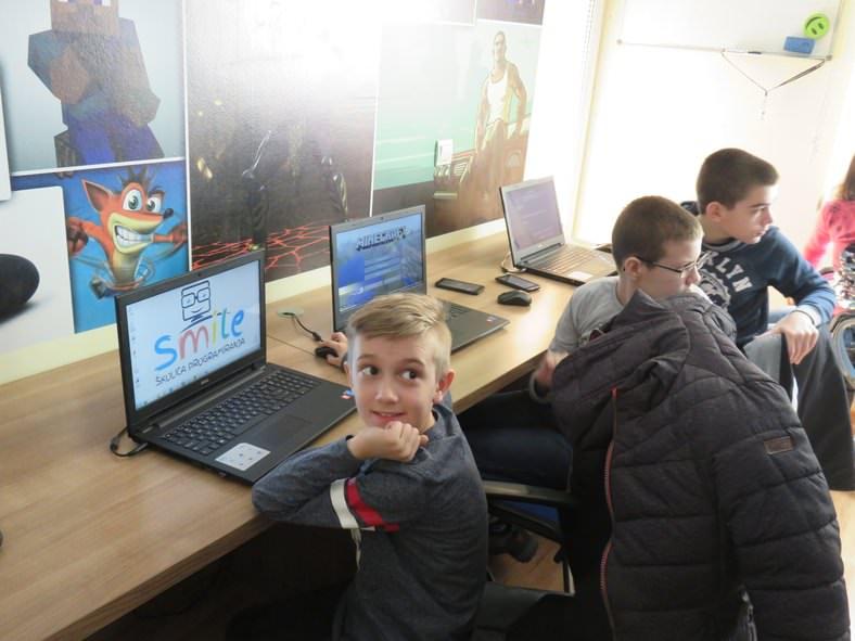 Dodela sertifikata i Minecraft turnir  02