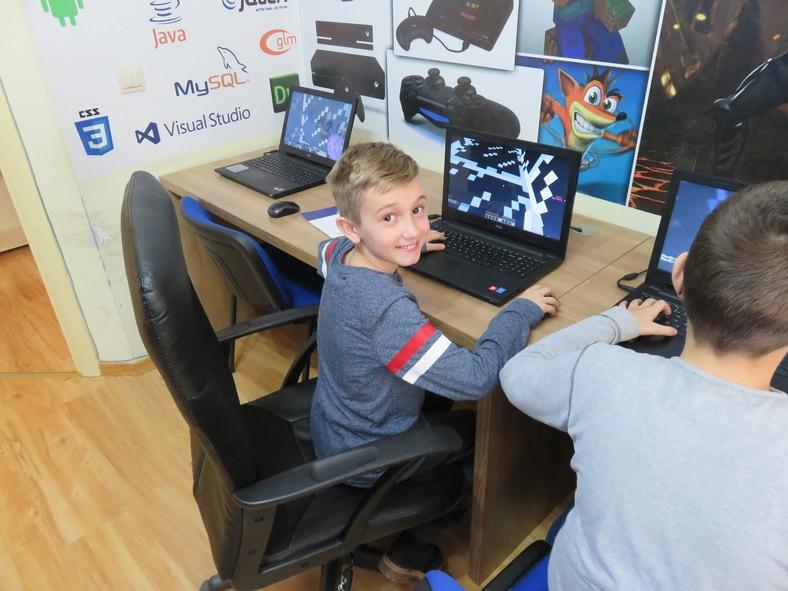 Dodela sertifikata i Minecraft turnir  12