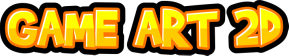 Logo sajta gameart2d.com