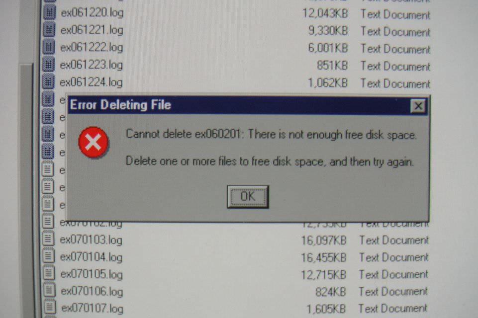 Brisanje fajlova