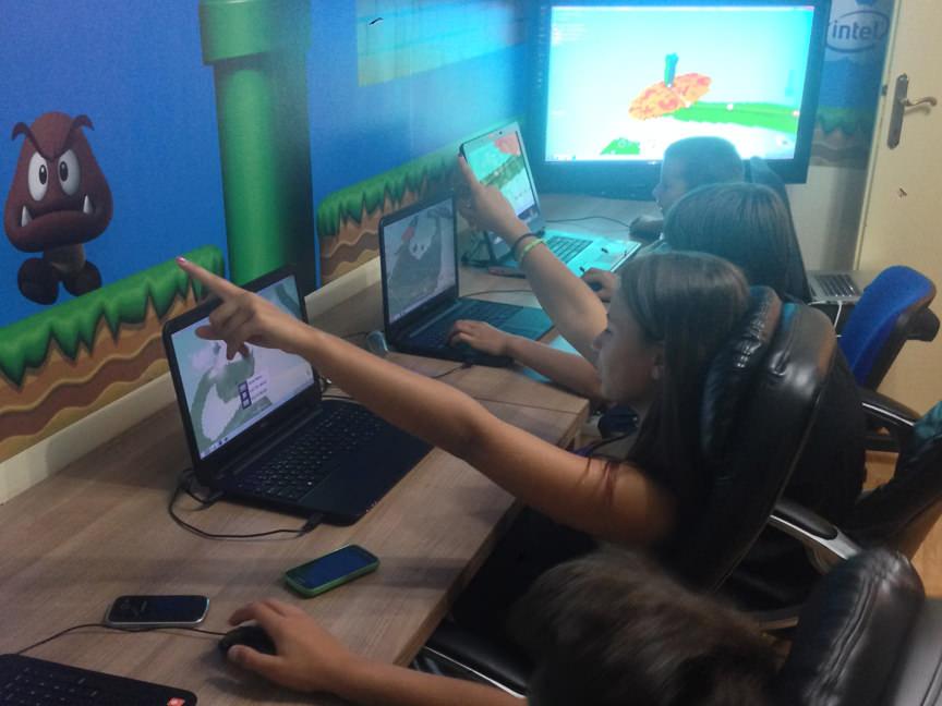 Letnja promo školica - Kodu Game Lab