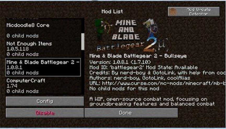 minecraft-modovi