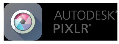 Logo programa Pixlr