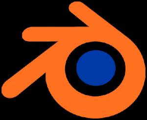 Logo programa Blender