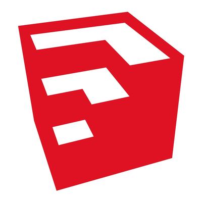 Logo programa SketchUp