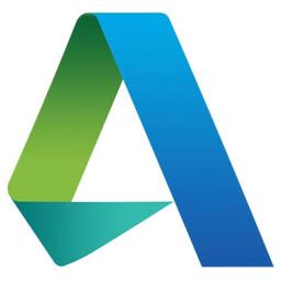 Logo kompanije Autodesk