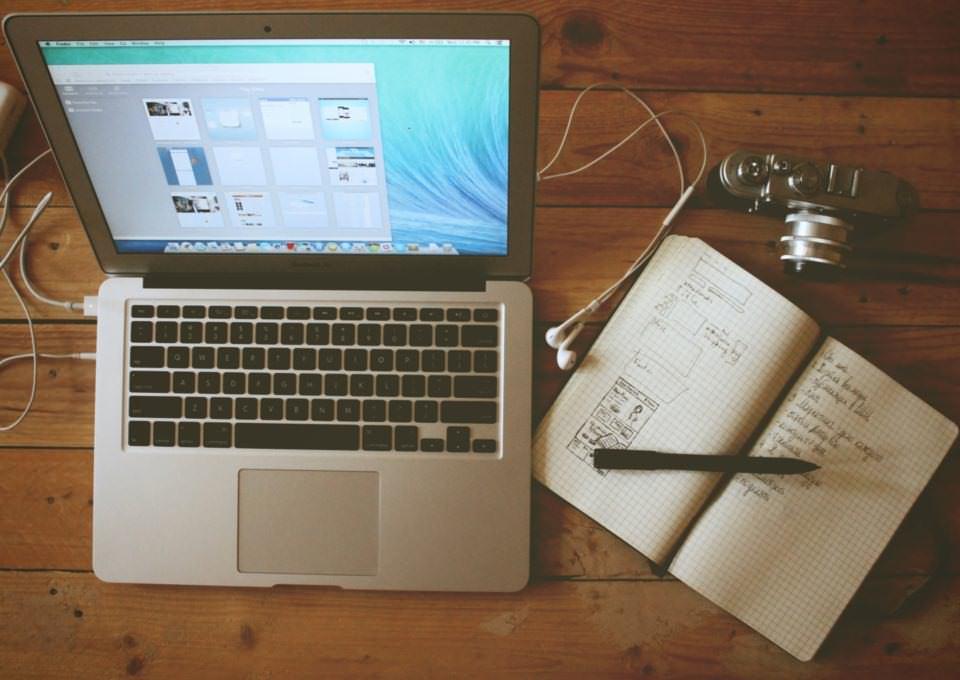 Rad za MacBook računarom