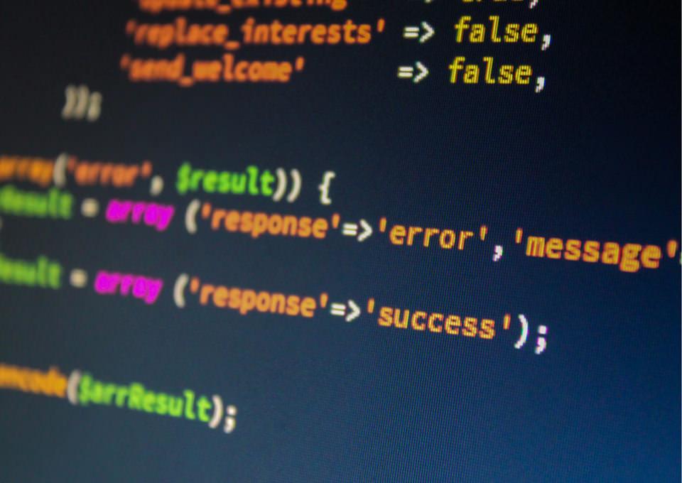 Programiranje u jednom od tekst editora