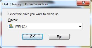 Izbor diska za čišćenje