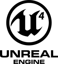 Logo Unreal Enginea