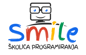 Logo Smile školice programiranja