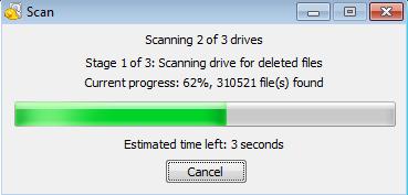 Skeniranje hard diskova