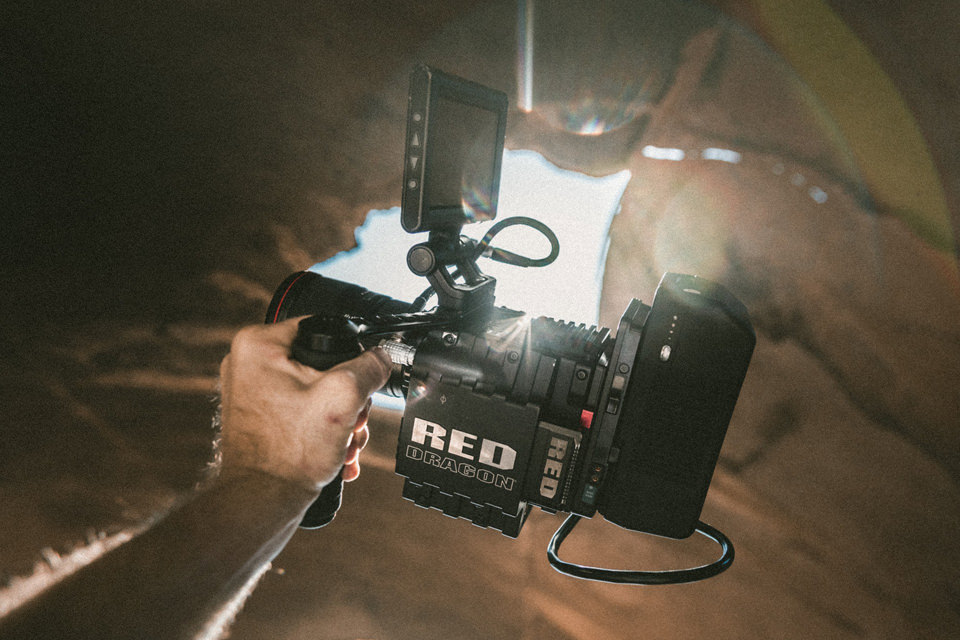 Digitalna video kamera Red Dragon