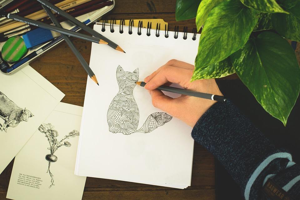 Kreativnost u grafickom dizajnu