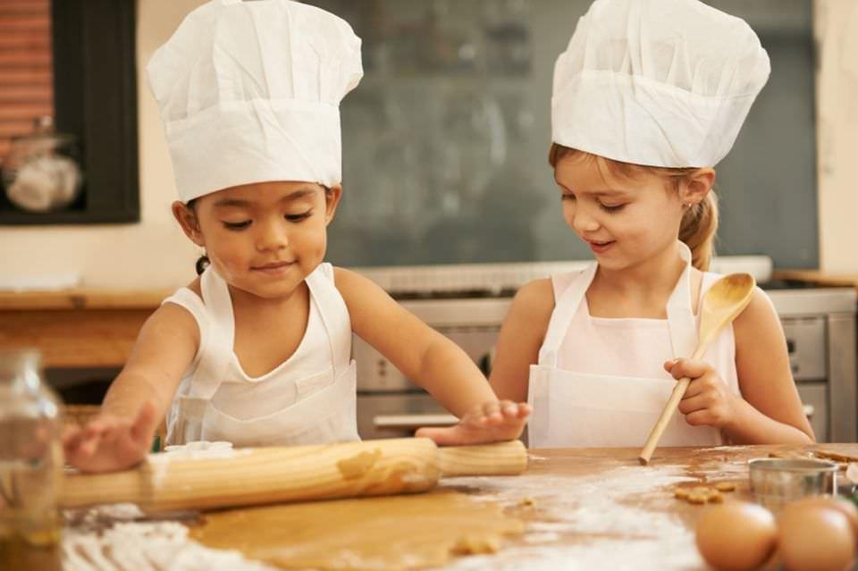 Izgradnja radnih navika kod dece