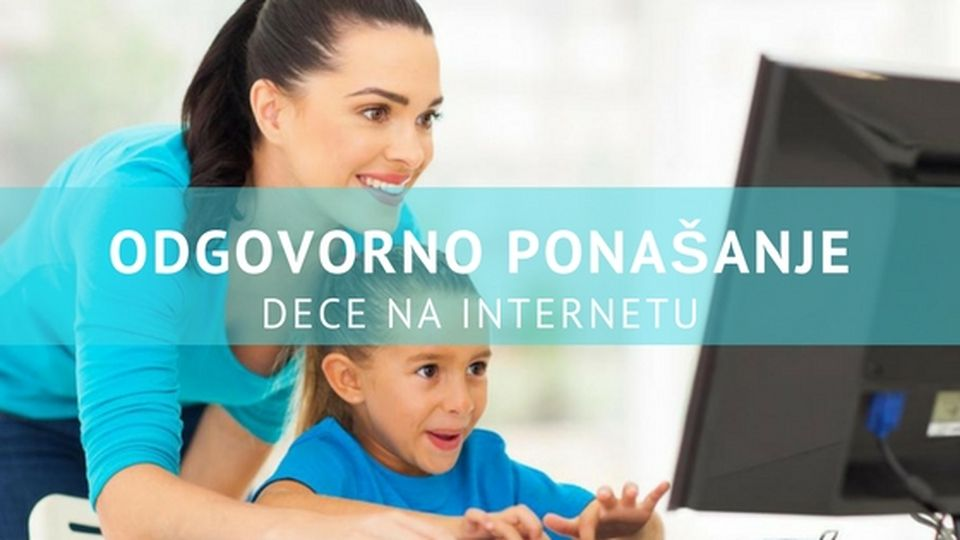 Odgovorno ponašanje dece na internetu