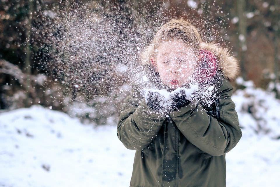 Zimske radosti na snegu